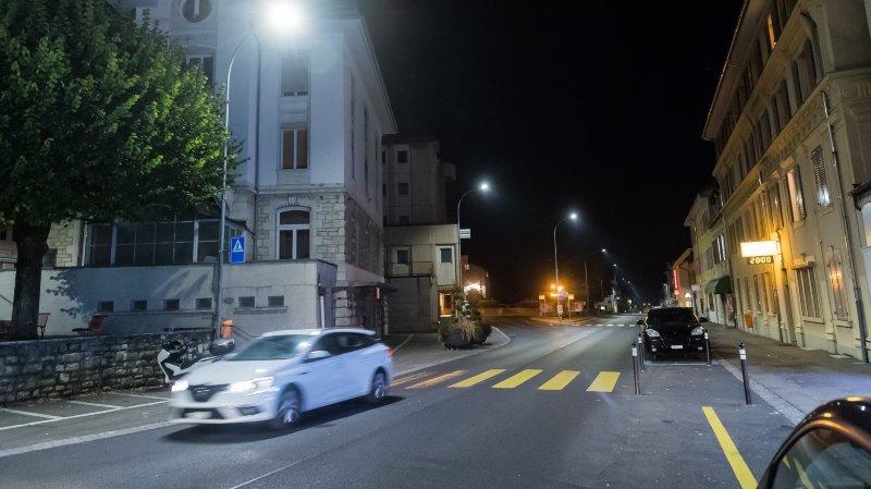 Val-de-Ruz sera la plus grande commune de Suisse plongée dans la nuit noire