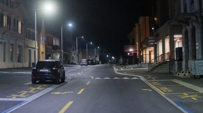 Val-de-Ruz «franchit un pas important» en éteignant son éclairage public