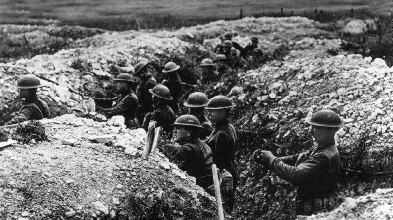 1914-1918: huit photos pour comprendre la Première Guerre mondiale