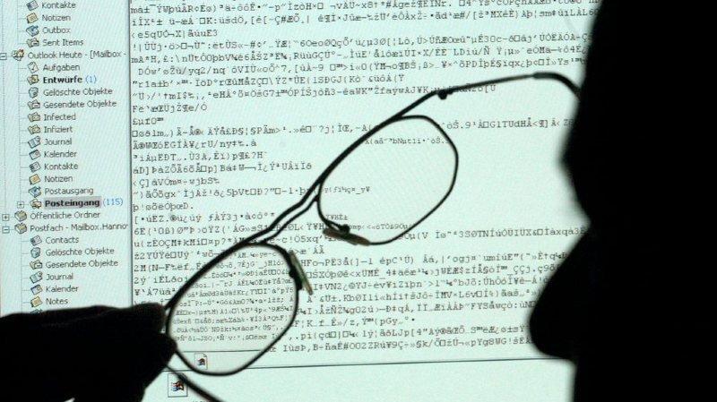 Suisse romande: de faux courriels au nom du Département fédéral de la défense circulent sur internet