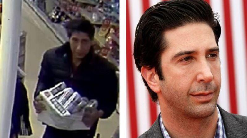 La ressemblance frappante entre les deux hommes a beaucoup amusé les internautes.