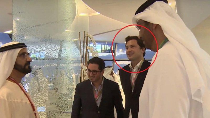 Genève: l'exécutif de la ville pas au courant du voyage de Guillaume Barazzone à Abu Dhabi