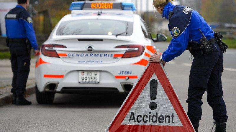 Vaud: aux Clées, un cycliste de 50 ans fait une chute mortelle de près de 30 m dans l'Orbe