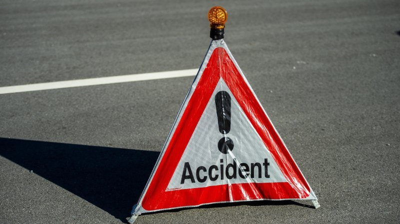 Un accident de la route à La Chaux-de-Fonds fait un blessé