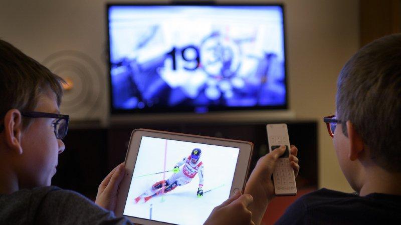 Radio-télévision: la nouvelle redevance réduite à 365 francs sera introduite l'an prochain