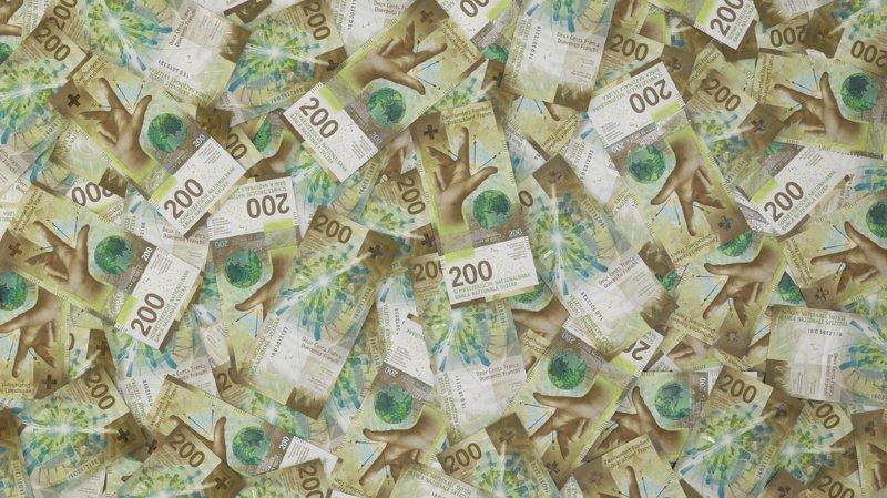 La Banque nationale suisse essuie une perte de 12,9 milliards de francs au 3e trimestre