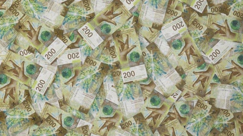 La Suisse compte 980 personnes disposant d'une fortune supérieure à 100 millions de dollars.