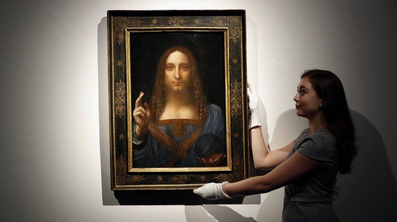 Un strabisme à l'origine du génie de Léonard de Vinci?