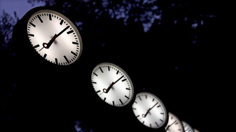 Changement d'heure: les Suisses gagneront une heure de sommeil ce dimanche