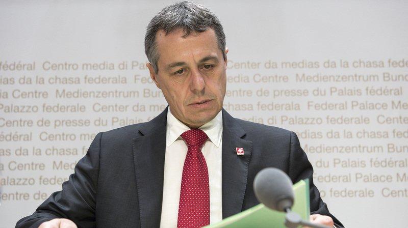 Accord-cadre Suisse-UE – Ignazio Cassis: «Nous arrivons au bout des négociations»