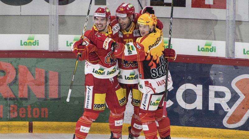 Hockey - National League: Bienne s'impose en patron à Zurich, Fribourg gagne à Ambri-Piotta, Genève et Lausanne trébuchent