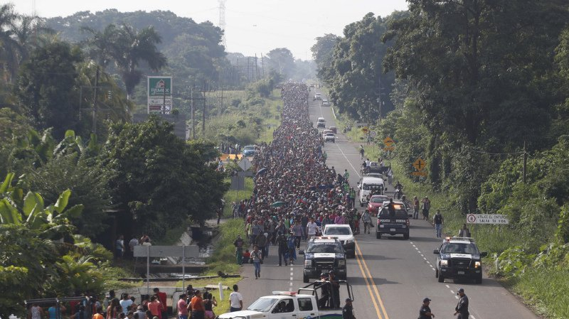 Mexique: les migrants repartent, les tensions américano-mexicaines aussi