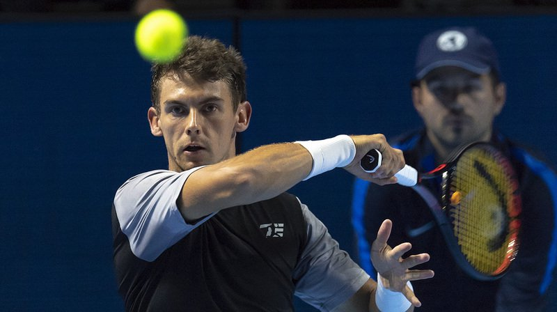 Tennis - Swiss Indoors: le Suisse Henri Laaksonen file en 8es de finale
