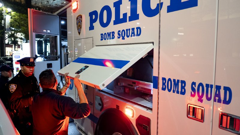 Etats-Unis: le suspect arrêté dans l'affaire des colis piégés risque jusqu'à 58 ans de prison