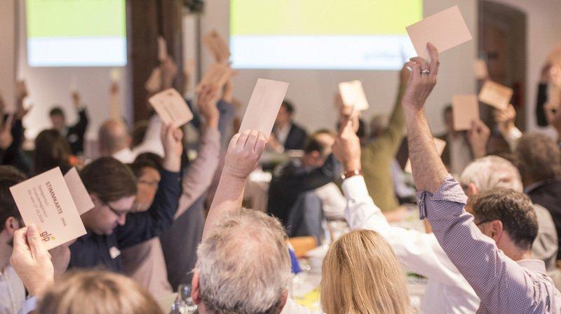 Les Verts à Bellinzone et Vert'libéraux à Sursee (photo) ont donné leurs mots d'ordre pour les votations du 25 novembre.