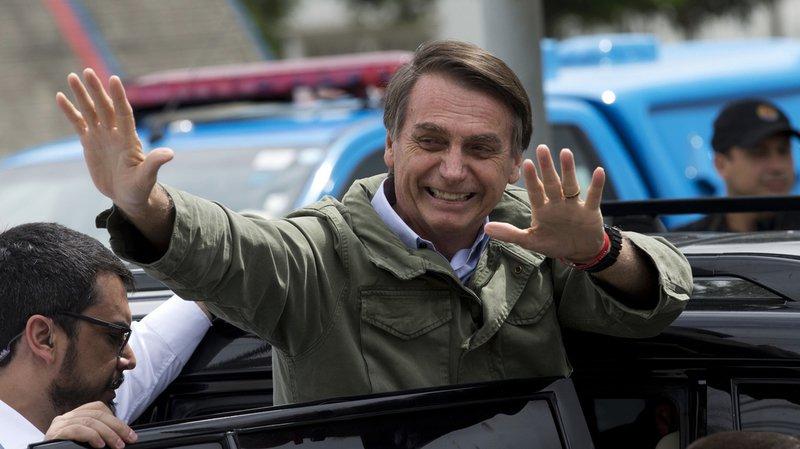 Durant la campagne, Jaim Bolsonaro a affirmé qu'il retirerait son pays de l'accord de Paris sur le climat.