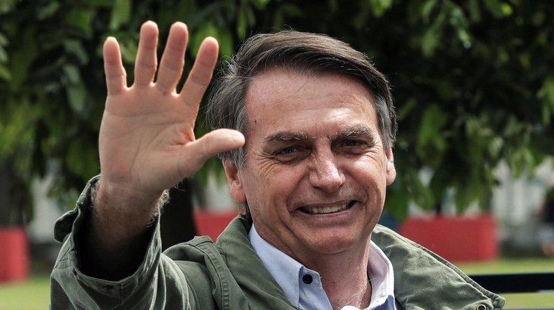 C'est sans surprise que Jair Bolsonaro l'a emporté face à son adversaire de gauche Fernando Haddad.