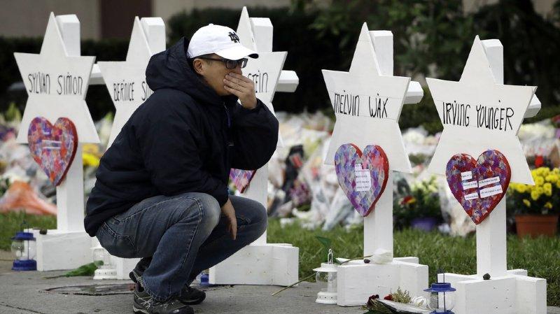 La tuerie a fait 11 morts dans une synagogue de Pittsburgh.