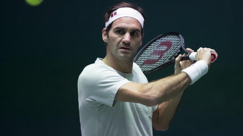 Tennis - Masters de Paris-Bercy: Federer sera de la partie, une première depuis 2015