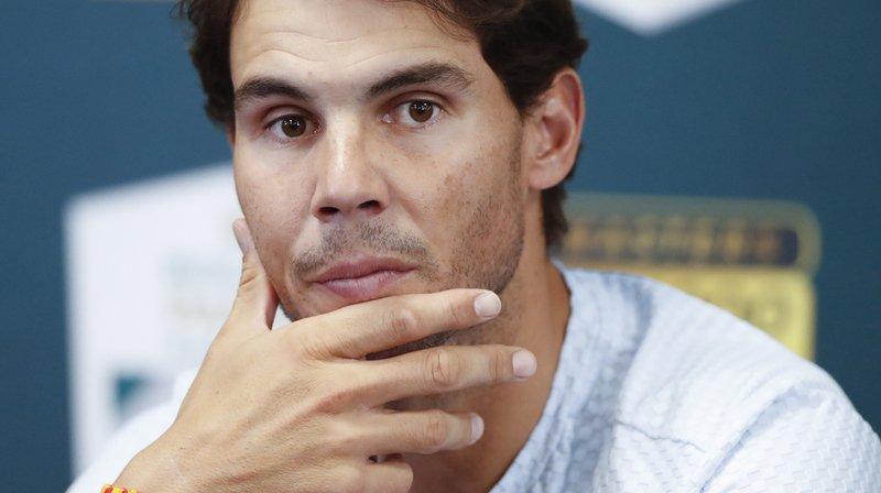 Tennis – Londres: Nadal forfait pour le Masters, Djokovic assuré de terminer l'année numéro 1 mondial