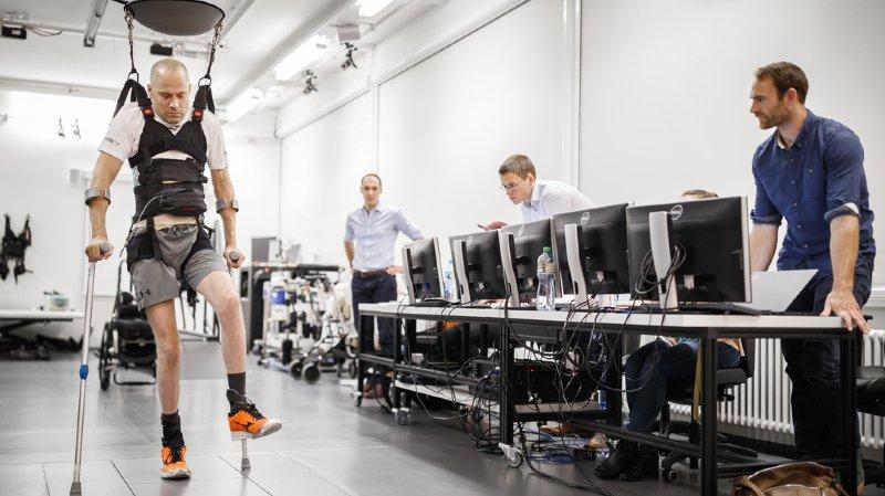 Les progrès réalisés par les trois participants aux recherches de l'EPFL sont très encourageants.