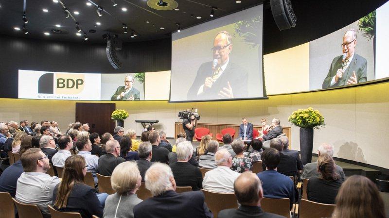 Zurich: le PBD fête ses dix ans dans un esprit de lutte pour sa survie
