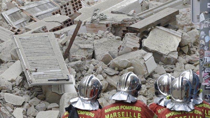 Marseille: un septième corps a été retrouvé sous les décombres