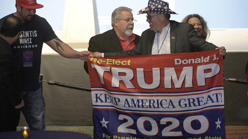 Elections de mi-mandat aux Etats-Unis: les Américains élisent un Congrès divisé, Trump crie victoire