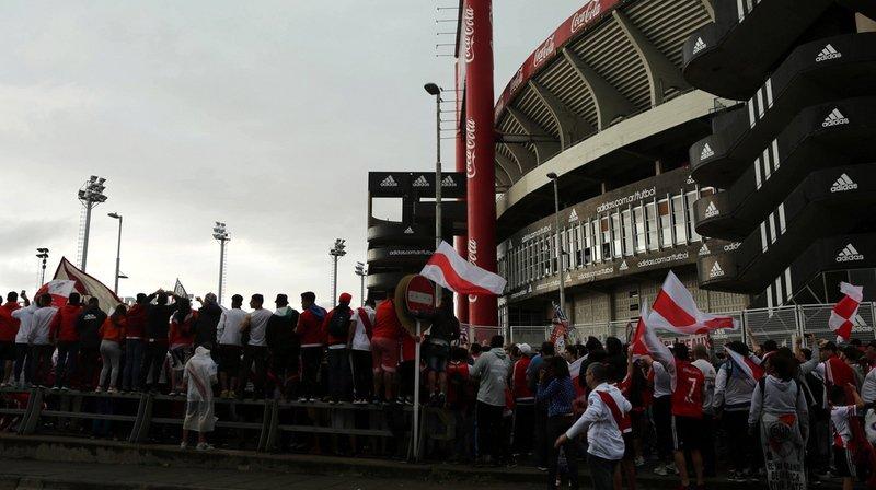 Football – Copa Libertadores: la finale aller entre Boca et River reportée à dimanche en raison de la pluie