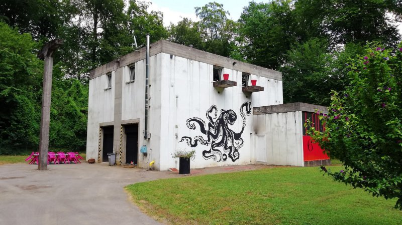 Une ancienne chaufferie du Corbusier transformée en loft à vendre 410 000 euros