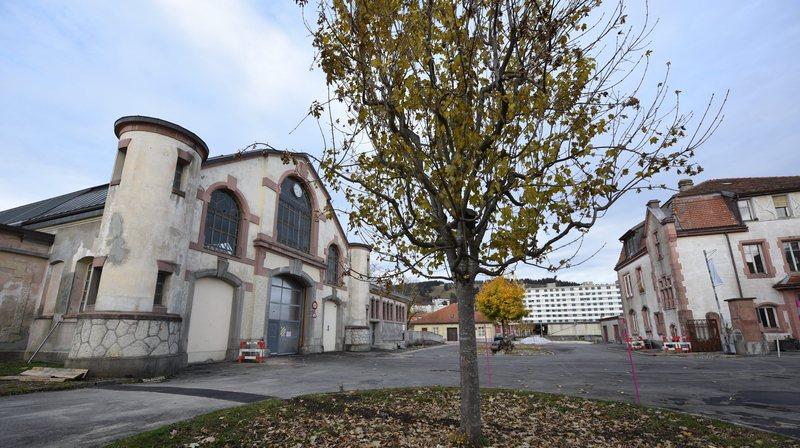 Des débordements ont entaché le festival de musique qui se déroulait aux Abattoirs de La Chaux-de-Fonds le week-end passé.    LA CHAUX-DE-FONDS 9/11/2018 Photo: Christian Galley