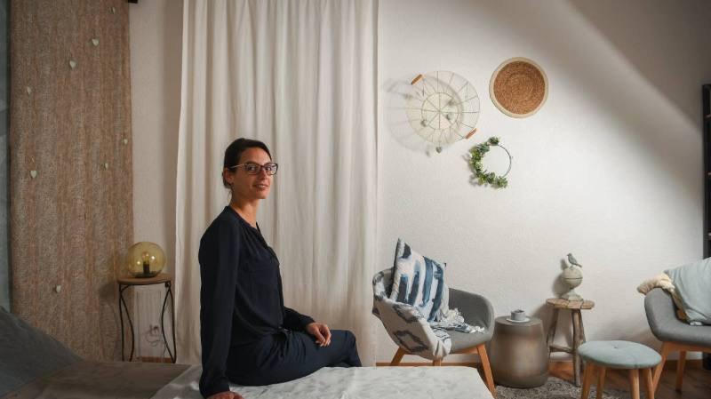 La Chaux-de-Fonds: Laura Proietti prend soin des morts avec humanité