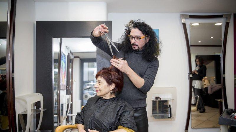 Le Chaux-de-Fonnier Michel Russo a «un incroyable talent»