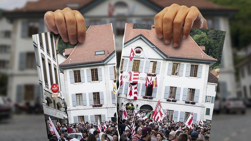 Moutier: les partis autonomistes veulent le retrait de la préfète du Jura bernois