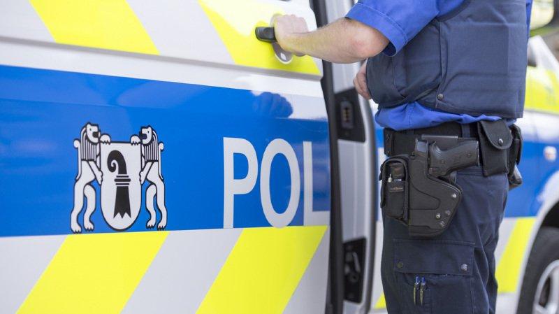 La police bâloise suppose que la victime travaillait dans la région.