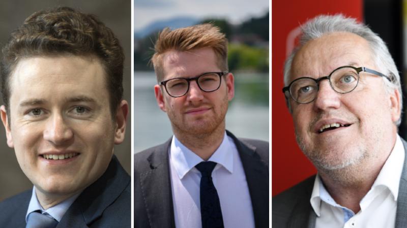 Ligne directe: trois politiciens neuchâtelois veulent obtenir plus de la Confédération