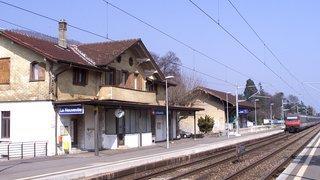 Pied du Jura: projet d'un tunnel ferroviaire à Gléresse pour désengorger le trafic