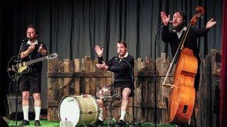Les Petits Chanteurs à la gueule de bois pour la biennale de tous les records à La Chaux-de-Fonds?
