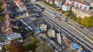 La place de la Gare de Fleurier sera réaménagée
