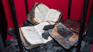 Trois siècles de livres à scandale à Neuchâtel