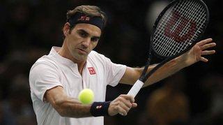 Tennis – Masters 1000 de Paris-Bercy: Federer bat l'Italien Fabio Fognini et se qualifie pour les quarts de finale