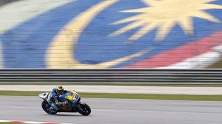 Moto – GP de Malaisie: Lüthi en 18e position sur la grille, Marquez en pole pour la 6e fois