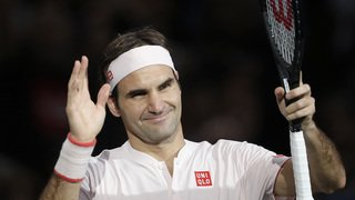 Tennis – Masters de Paris-Bercy: Federer bat Nishikori et défiera Djokovic en demi-finale