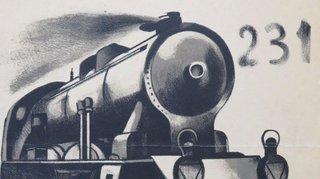 Le Nouvel Ensemble contemporain conduit la locomotive «Pacific 231» à La Chaux-de-Fonds