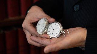 La plus ancienne montre Longines conservée à ce jour authentifiée à Saint-Imier