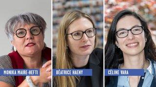 Femmes neuchâteloises en politique: elles témoignent