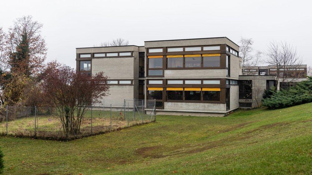Le collège des Charmettes, à Neuchâtel, n'est pas réputé pour être violent.