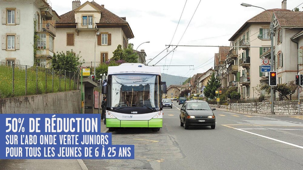 A Peseux comme dans les trois autres communes qui vont fusionner, les jeunes bénéficieront des mêmes avantage que ceux octroyés aux jeunes de Neuchâtel.