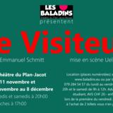 Le Visiteur, de Eric-Emmanuel Schmitt