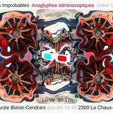 "Exposition Anaglyphes 3D ""Les Improbables"""